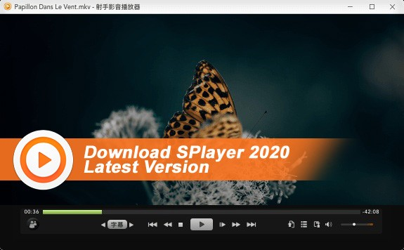 Download SPlayer 2020 Latest Version