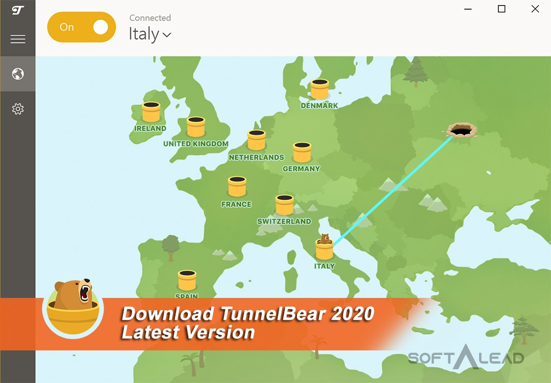 Download TunnelBear 2020 Latest Version