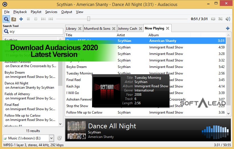 Download Audacious 2020 Latest Version