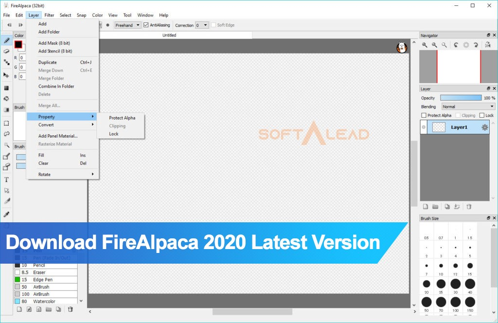 Download FireAlpaca 2020 Latest Version