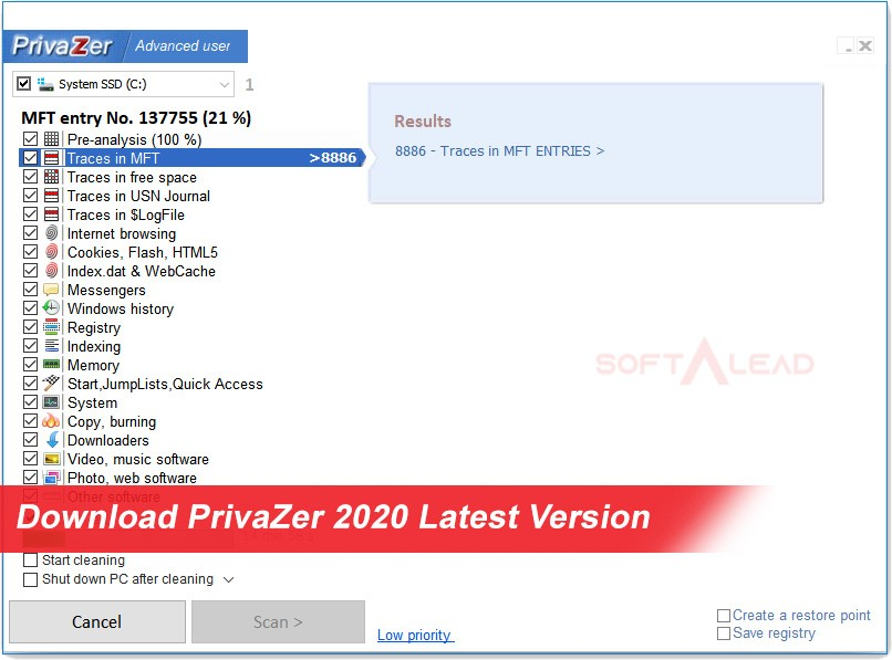 Download PrivaZer 2021 Latest Version
