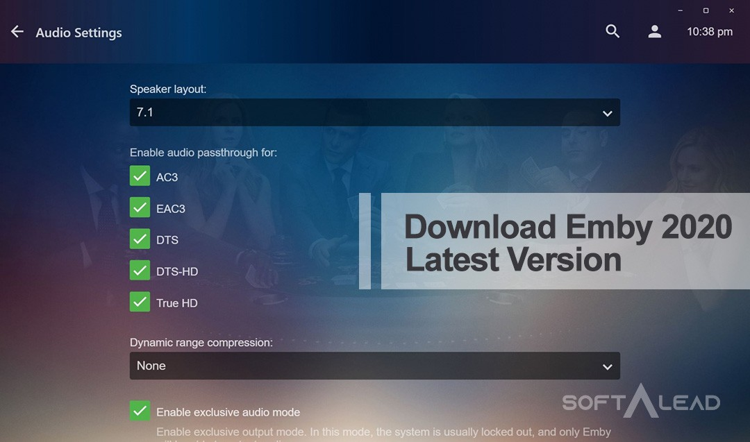 Download Emby 2021 Latest Version