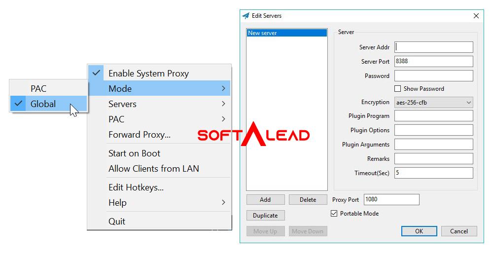 Download Shadowsocks for windows