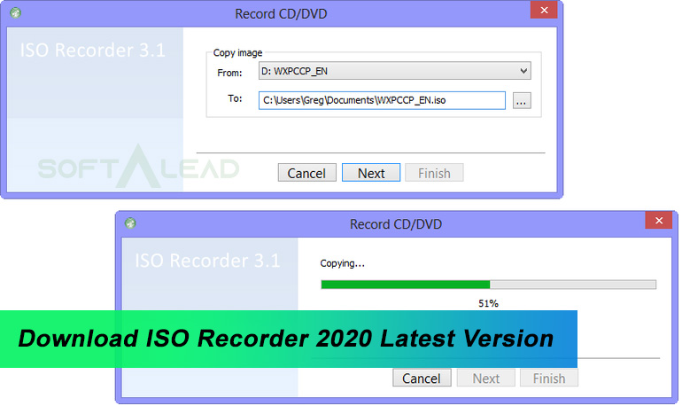 Download ISO Recorder 2021 Latest Version