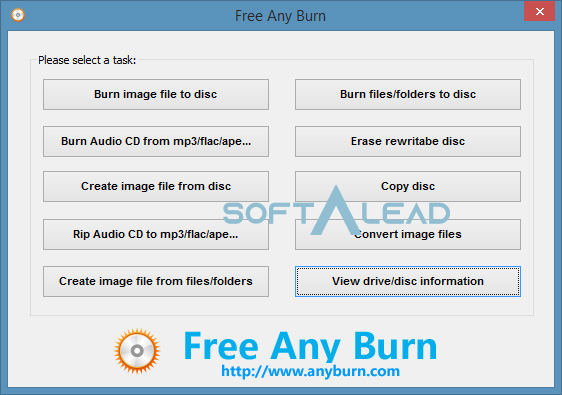 Download AnyBurn 2020 Latest Version