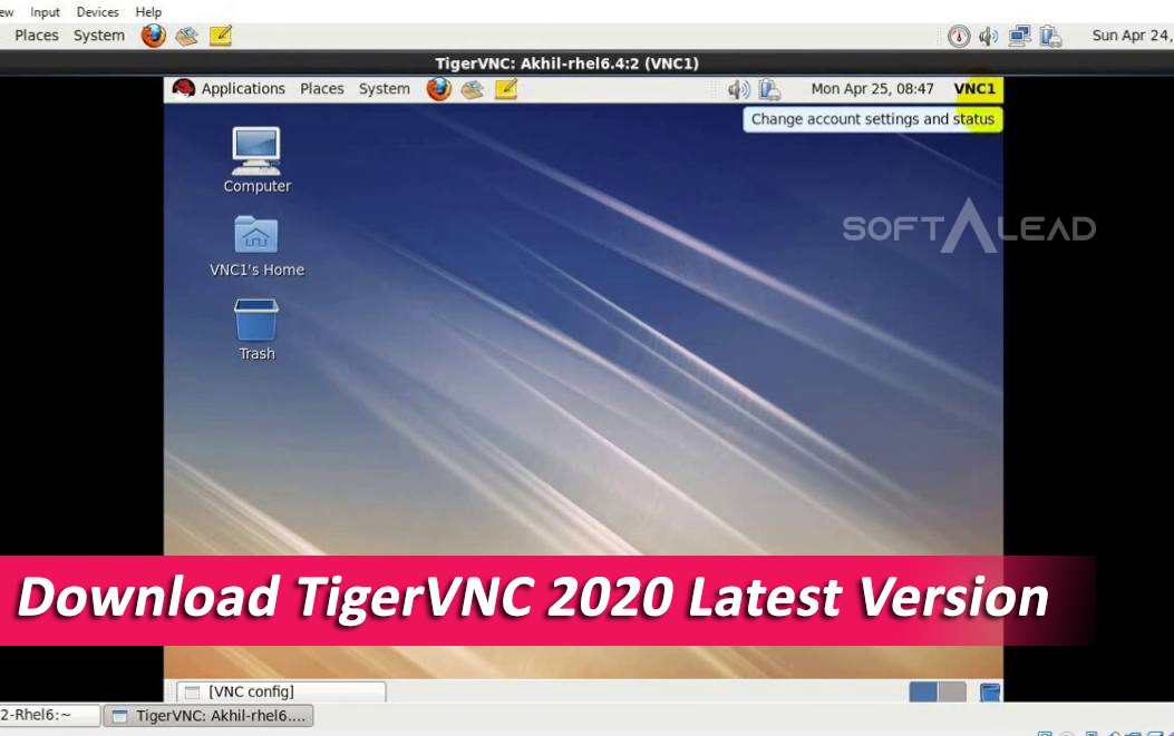 Download TigerVNC 2020 Latest Version