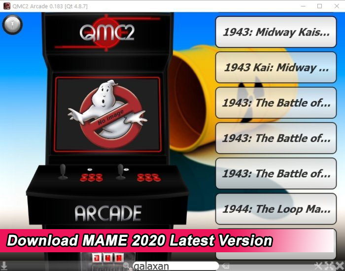 Download MAME 2021 Latest Version