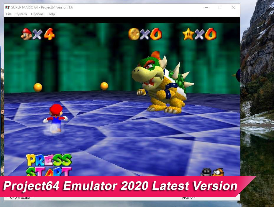 Download Project64 Emulator 2020 Latest Version