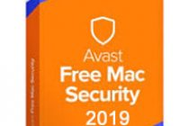 Avast Free Mac Security 2019