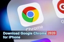 Download Google Chrome 2020 for iPhone