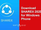 Download SHAREit 2021 for Windows Phone